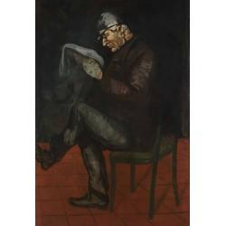 Paul Cézanne - The Painter's Father, Louis-Auguste Cézanne