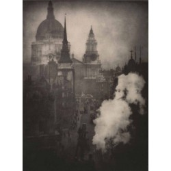 Alvin Langdon Coburn - St. Paul's and Other Spires