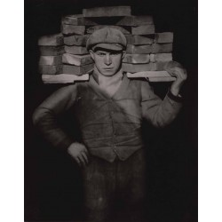 August Sander - Bricklayer's Mate