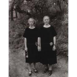 August Sander - Sisters