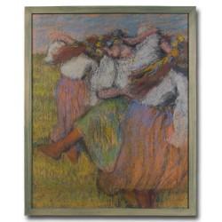 Edgar Degas - Russian Dancers
