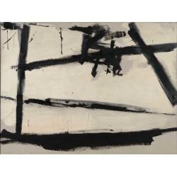 Franz Kline - Painting Number 2