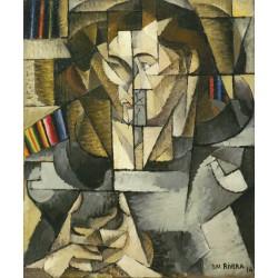 Diego Rivera - Jacques Lipchitz