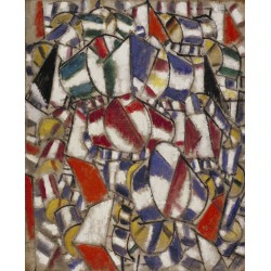 Fernand Léger - Contrast of Forms