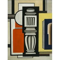 Fernand Léger - The Baluster