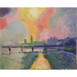 André Derain - Charing Cross Bridge