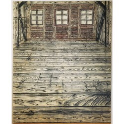 Anselm Kiefer - Wooden Room