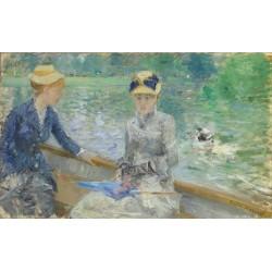 Berthe Morisot - Summer's Day