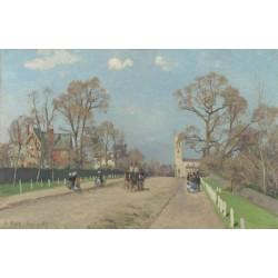 Camille Pissarro - The Avenue, Sydenham