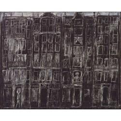 Jean Dubuffet - Building Facades