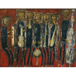 Jean Dubuffet - Grand Jazz Band