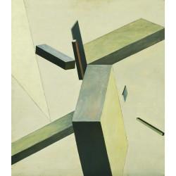 El Lissitzky - Composition