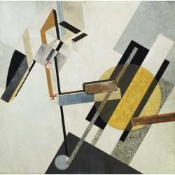 El Lissitzky - Proun 19D