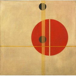 László Moholy-Nagy - Q 1 Suprematistic