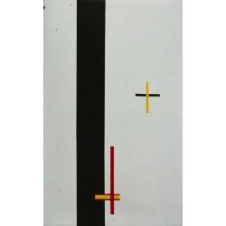 László Moholy-Nagy - Telephone Picture EM 3
