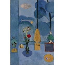 Henri Matisse - The Blue Window