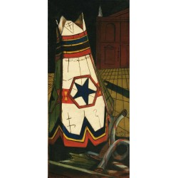 Giorgio de Chirico - Playthings of the Prince
