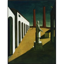 Giorgio de Chirico - The Enigma of a Day