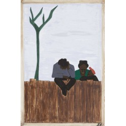 Jacob Lawrence - And people all over the South began to discuss this great movement
