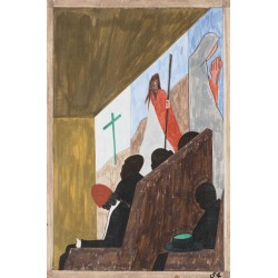 Jacob Lawrence - One of the main forms of social and recreational activities