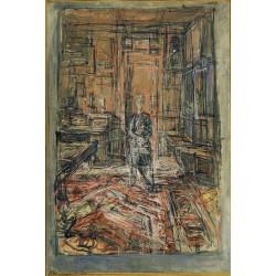 Alberto Giacometti - The Artist's Mother
