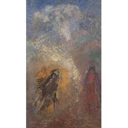 Odilon Redon - Apparition