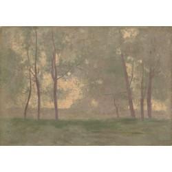 Odilon Redon - Landscape
