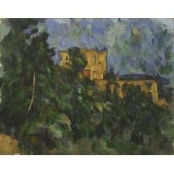 Paul Cézanne - Château Noir